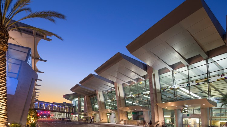 Airport Authority paving way for new terminal at San Diego International Airport - terminal 1