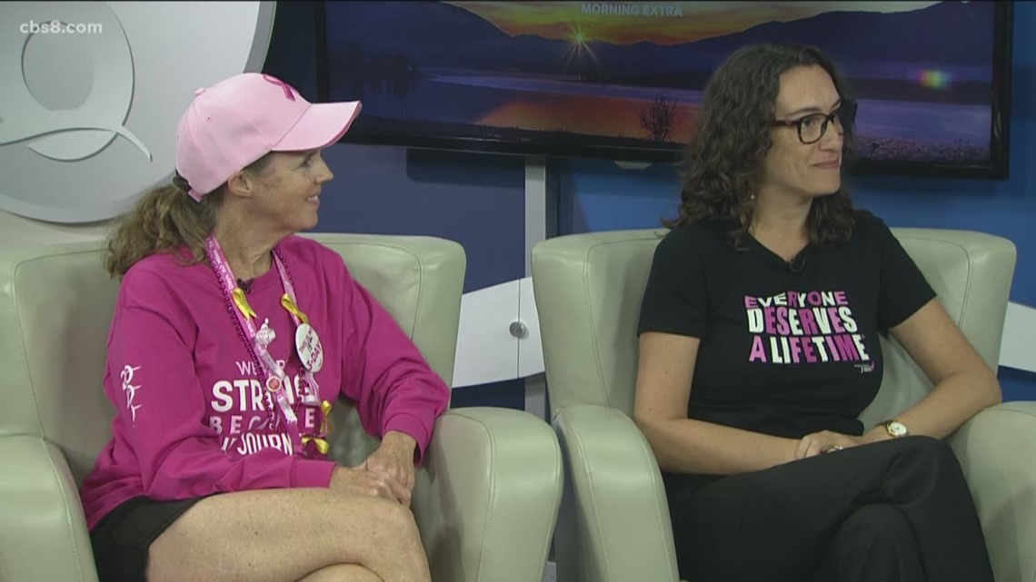 This year's Komen San Diego 3 Day includes a new One Day / 20 Mile Journey
