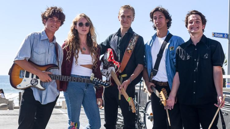Childhood garage band in Pacific Beach is all grown up