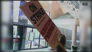 Grocery workers to vote on whether or not to give union leaders the power to strike