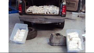 Border Patrol seizes over 100 pounds of meth near Temecula