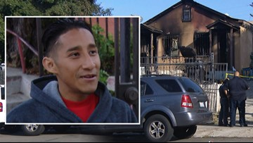 Man accused in Logan Heights house fire that killed parents, sister pleads not guilty