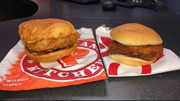 Social media food fight: Popeyes vs. Chick-fil-A