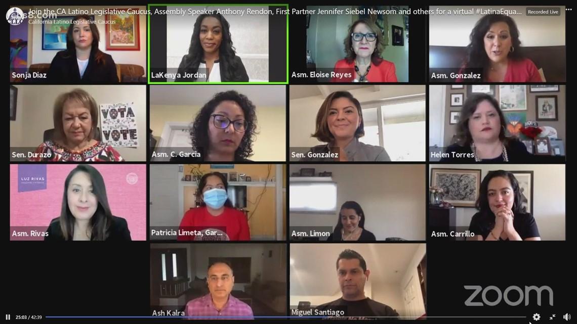 California kicks off 'Unseen Latinas' initiative