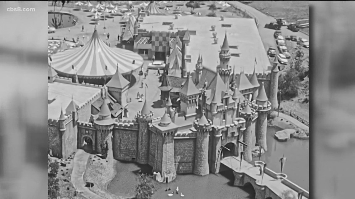 News 8 Throwback: Disneyland's opening day in 1955 and more memories of the Happiest Place on Earth