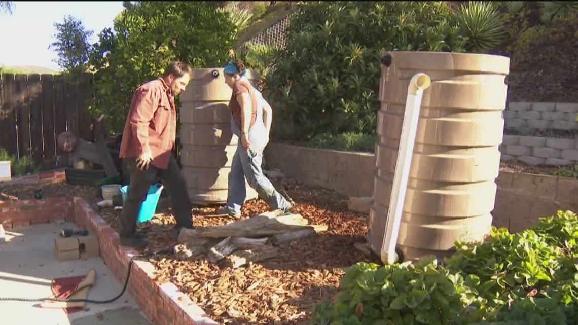 Earth 8: Harness rainwater to green up your garden