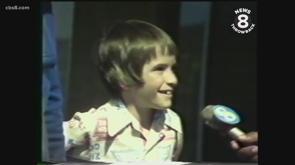 Little boy stuck in chimney 'like Santa' interviews 45 years later