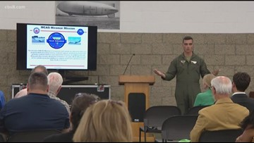 MCAS Miramar holds community forum