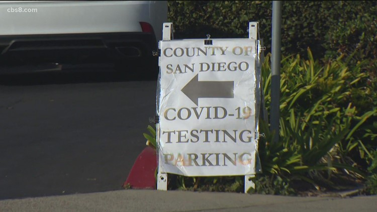 San Diego County reports 1,271 new COVID-19 cases