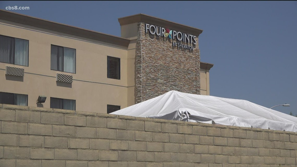 San Diego hotels under contract to temporarily house asylum seekers