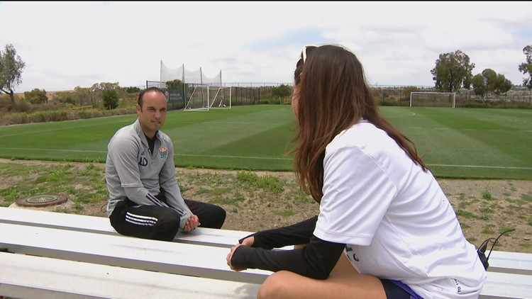 Jenny sits down with Landon Donovan to talk all things soccer and SD Loyal