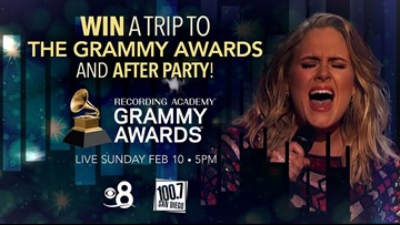 Win a Trip to The Grammy Awards and After Party
