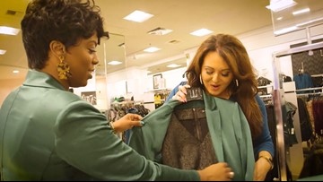 Taking you inside Macy's fresh new look and services