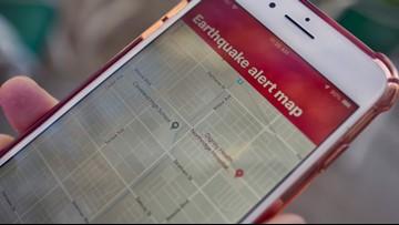 Gov. Newsom launches California earthquake alert app