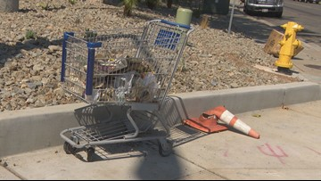 Your Stories: Abandoned shopping carts could cost you money