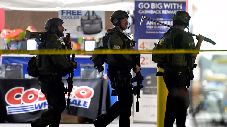 Off-duty LA cop discharged gun during deadly Southern California Costco shooting