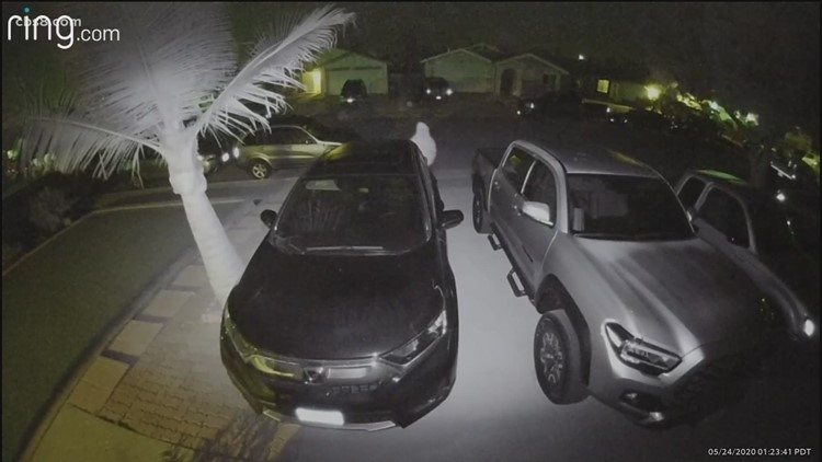 Your Stories: Mira Mesa residents say someone is repeatedly slashing their tires, keying their cars