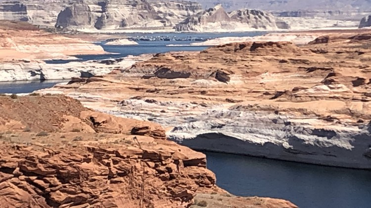 Exceptional Drought: Why the Western United States is rooting for Lake Powell