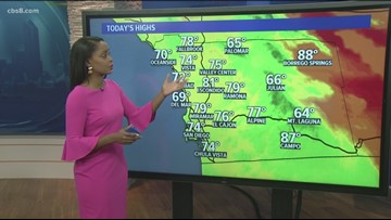 San Diego's MircoClimate Forecast: October 17, 2019