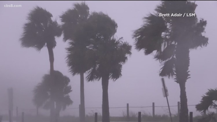 Climate change affecting hurricanes