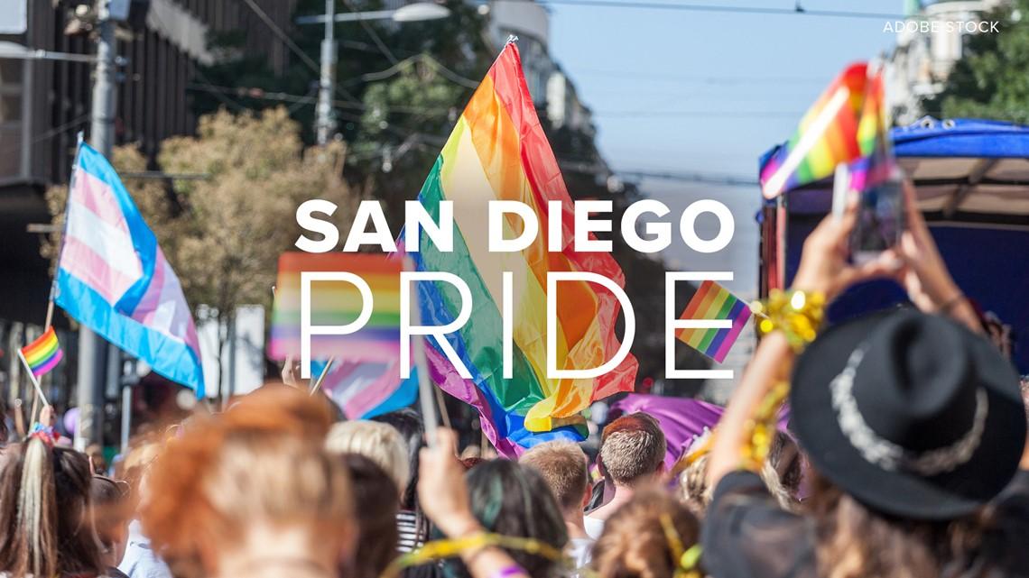 San Diego Pride celebrates Spirit of the Stonewall Rally