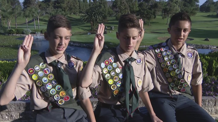 Zevely Zone: Eagle Scouts