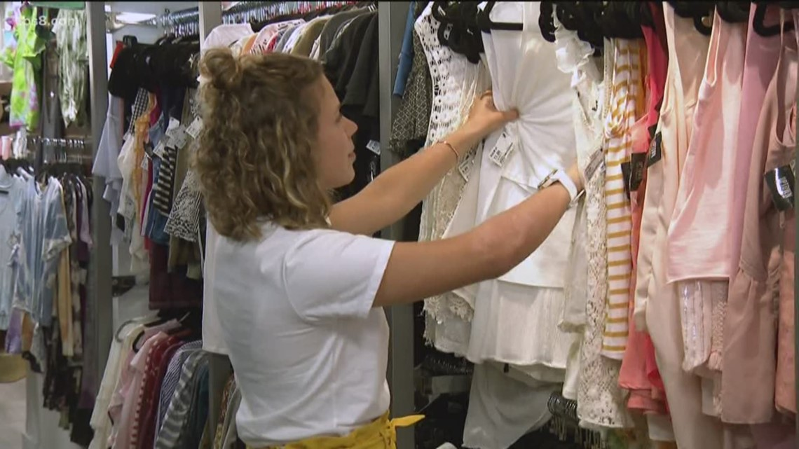 Protecting Paradise: Consignment stores