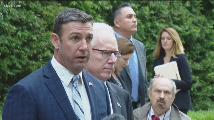 "Duncan Hunter expected to resign ""after the holidays."" Who will fill his seat?"