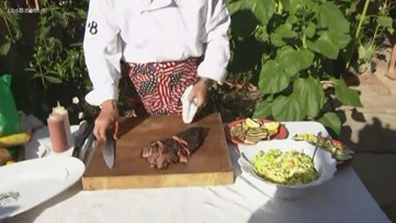 Grilling with Styles: Steak sauce & horseradish sauce