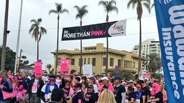 Register for the 2019 Susan G. Komen Race for the Cure