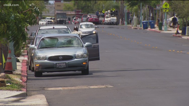 Some North Park residents not happy about new bike lanes