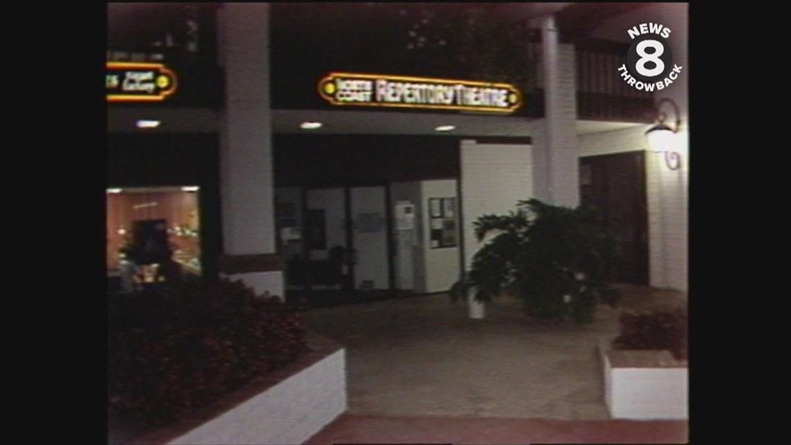 North Coast Repertory Theatre 1986