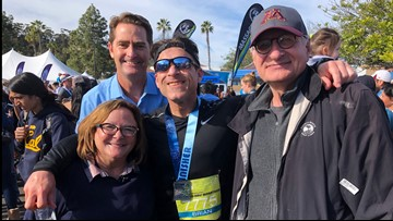 News 8's Marketing Producer starts new life by finishing Carlsbad Half Marathon