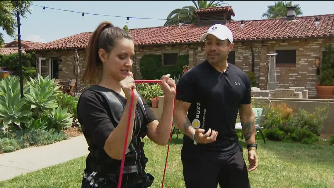 Out & About: Bodybuzz workout