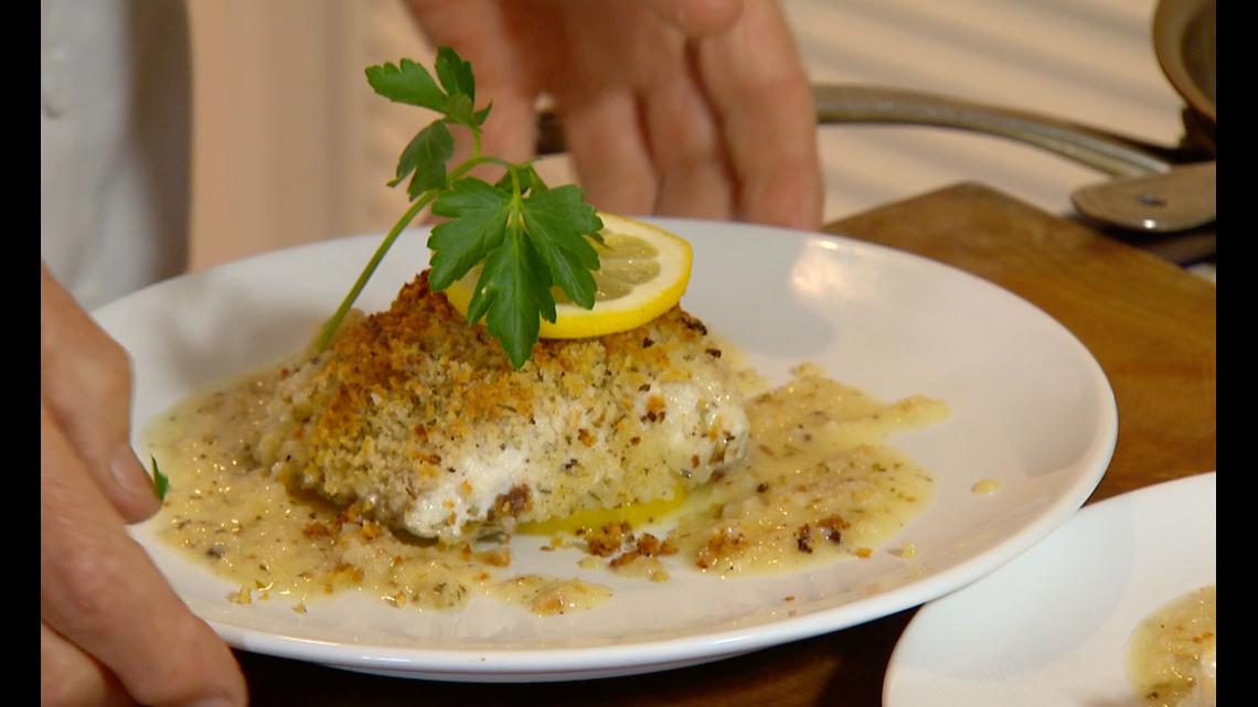 Cooking with Styles: Pescado Oreganata