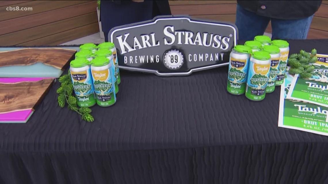 Karl Strauss IPA release party to benefit Balboa Park tree program