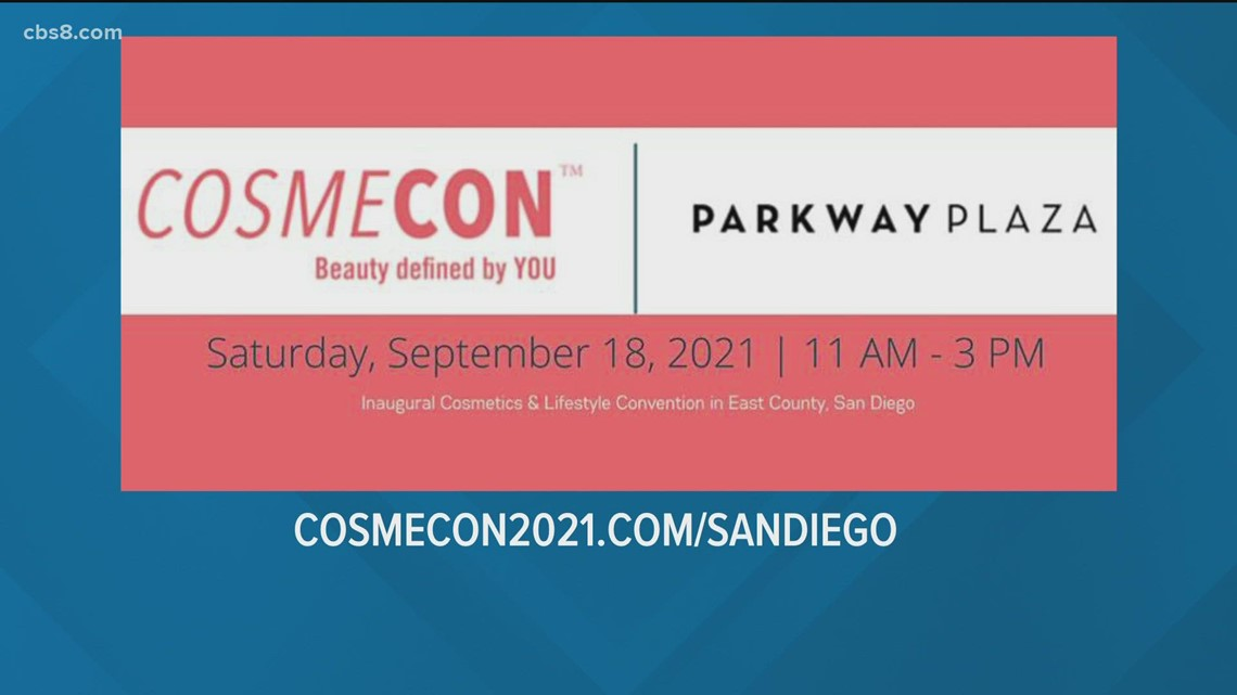 CosmeCon 2021 on Sept. 18