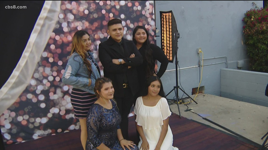 Sweetwater High seniors have a chance to say farewell face-to-face