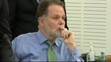 "Charles ""Chase"" Merritt attempts to fire attorney during sentencing hearing; judge denies motion"