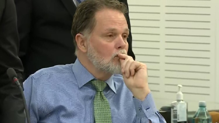 """Charles """"Chase"""" Merritt attempts to fire attorney during sentencing hearing; judge denies motion"""