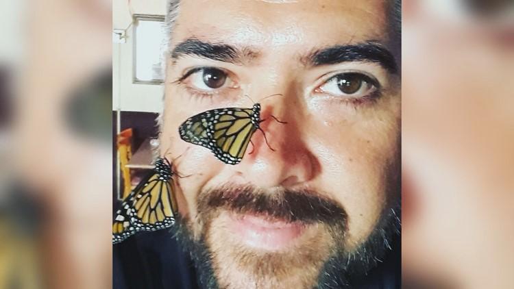 butterfly face Zevely Zone