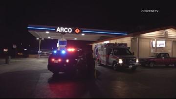 Gunman in clown mask robs Chula Vista gas station