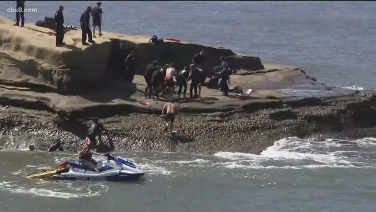 Your Stories: Are authorities enforcing laws against jumping off Sunset Cliffs?