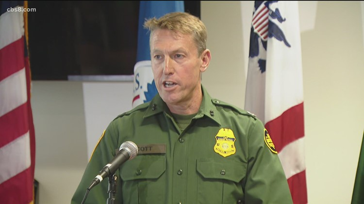 U.S. Border Patrol chief ousted from position by Biden administration