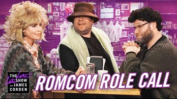 Rom Com Role Call with Charlize Theron and Seth Rogen