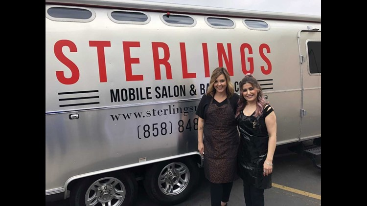 Sterlings salon stylists
