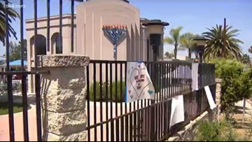 Community unites to heal from Chabad of Poway attack