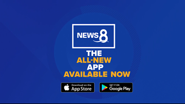 News 8 has a new app, download it here