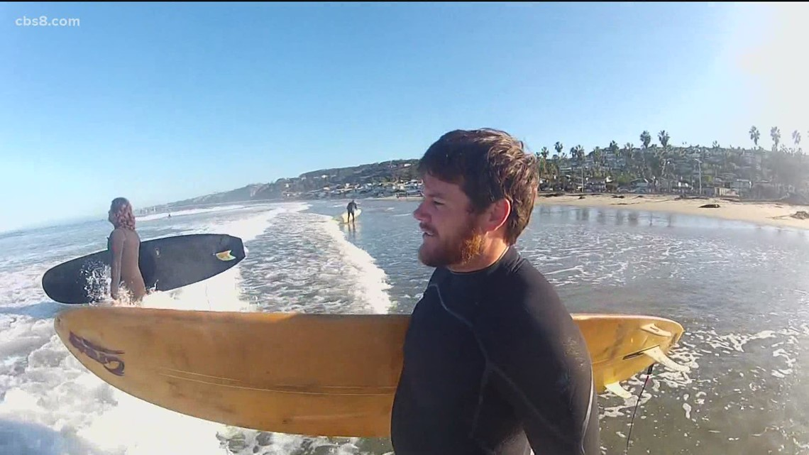 Surfing provides physical and emotional therapy for injured veterans