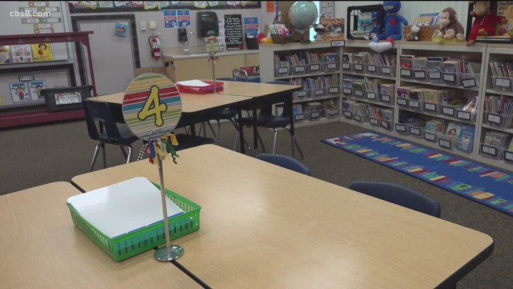 Multiple South Bay school districts to reopen for in-person instruction on Wednesday